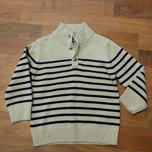 Toddler boy sweater